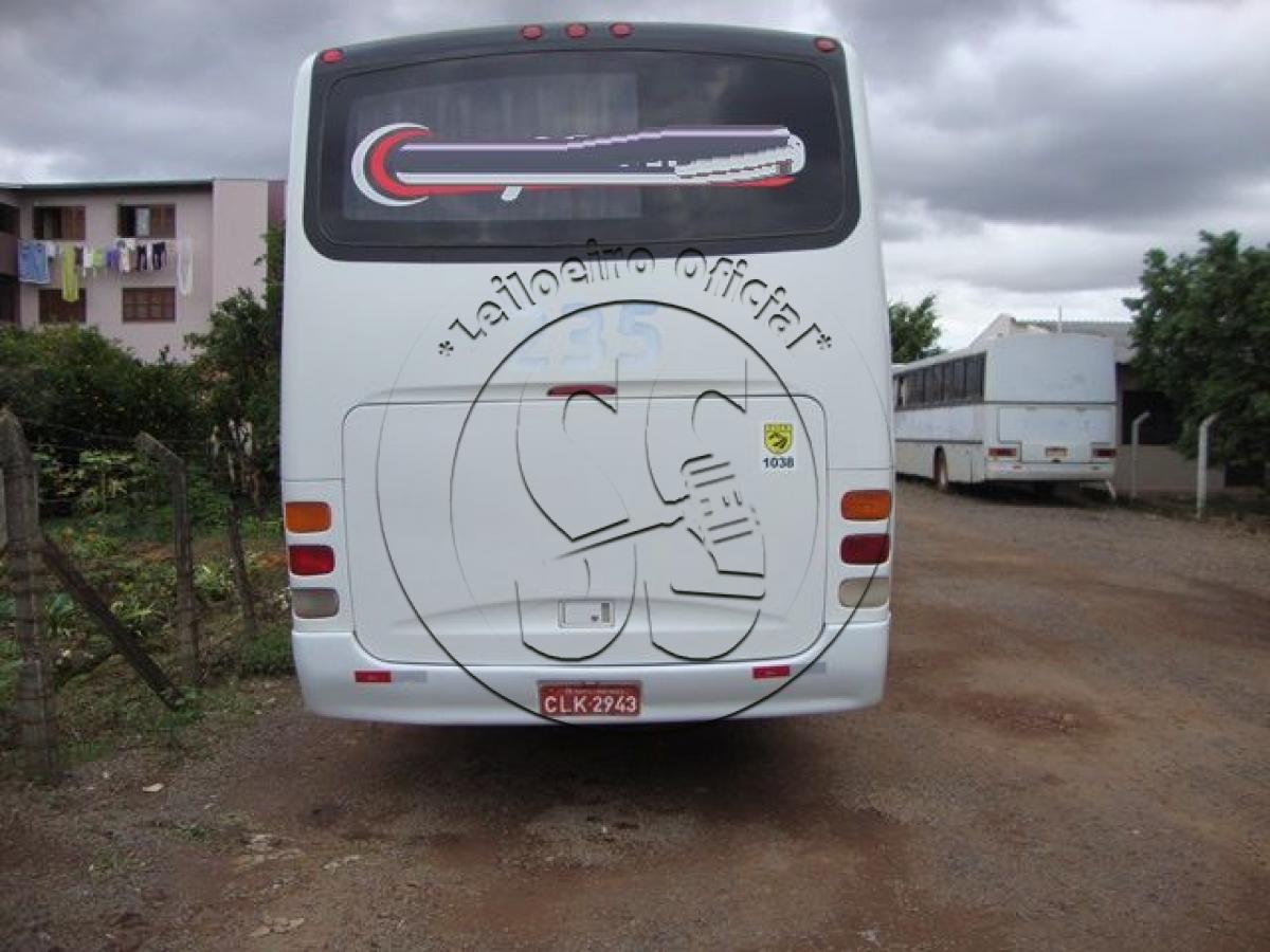 Ônibus VW/Comil Campione R, ano/modelo 1998/1999