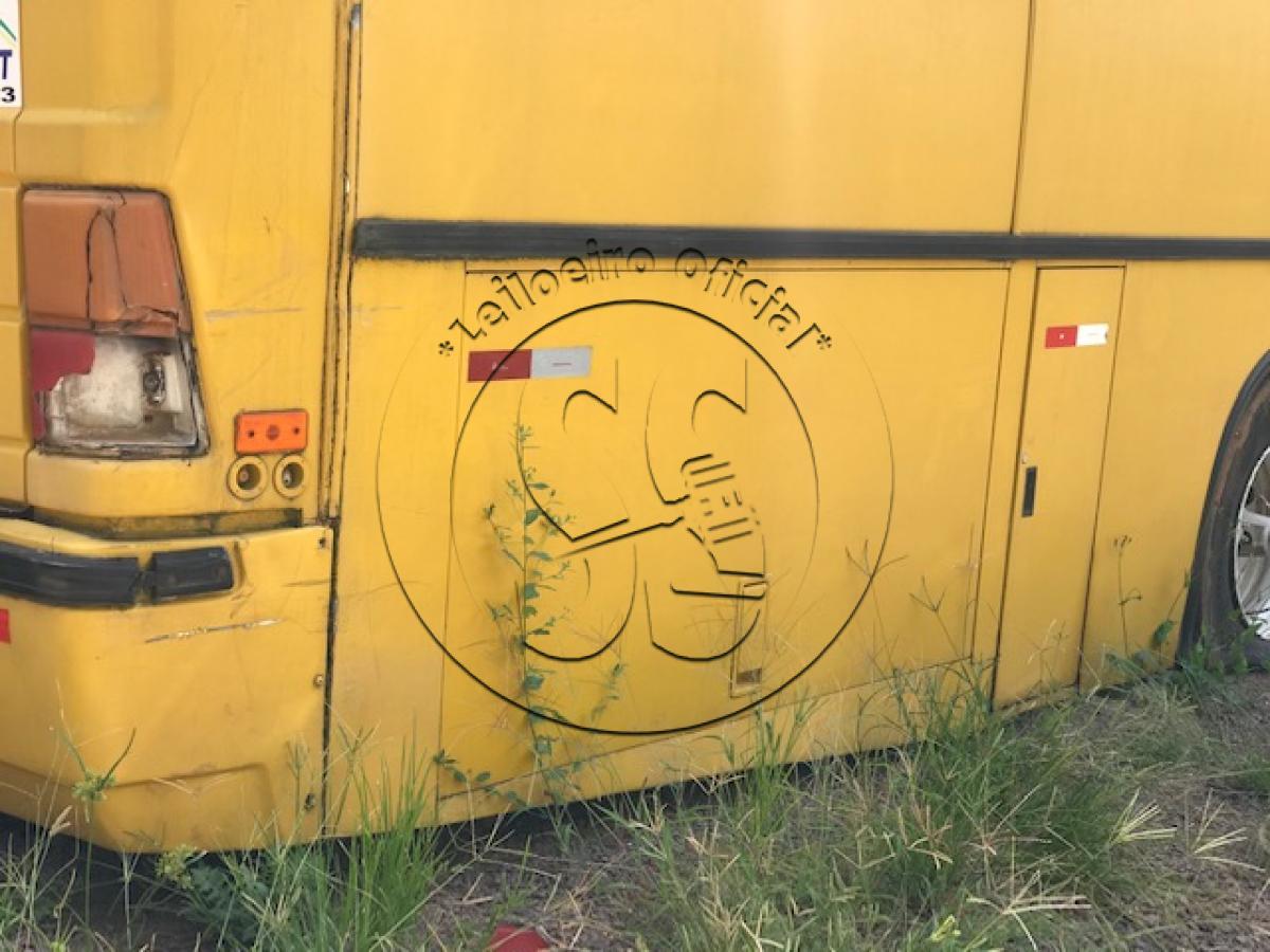 Ônibus VOLVO/MPOLO VIAGGIO R, ano/modelo 1991/1992