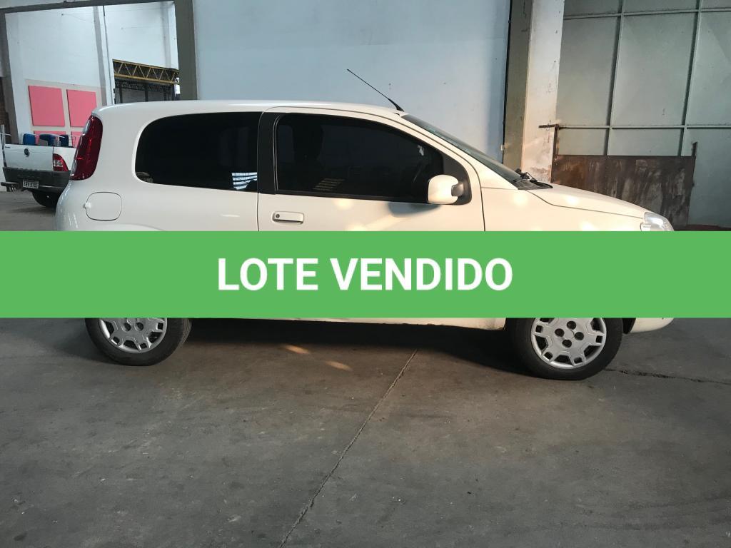 LOTE 04 - FIAT/UNO VIVACE 1.0, ano/modelo 2015/2015