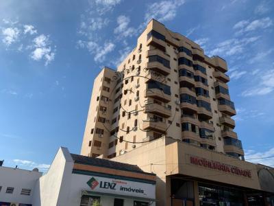 LOTE 001 - O apartamento 1004, do EDIFÍCIO CENTER PLAZA, Rua 28 de Setembro, nº 553