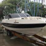 LOTE 004 - Uma embarcação tipo lancha Motorboat, ano de construção 2012