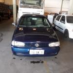 LOTE 029 - VW/Gol CL 1.6 MI, placa IIQ3895, ano/modelo 1998/19999