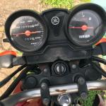 LOTE 28 - Motocicleta YAMAHA/FACTOR YBR125 K, ano/modelo 2011/2011